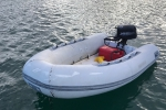 "Dinghy ""Flexboat"" SP9.5+мотор"
